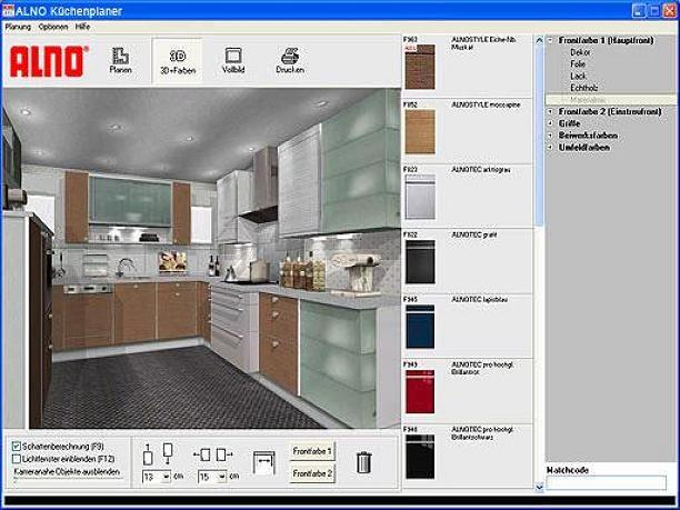 Alno kitchen planner 13a download free pobierz za for Logiciel cuisine 3d professionnel