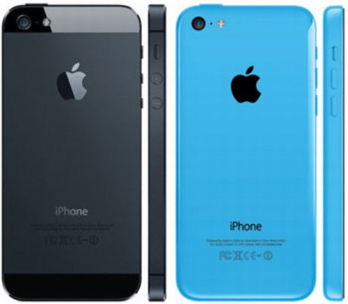czym się różni iphone 5c od 5s