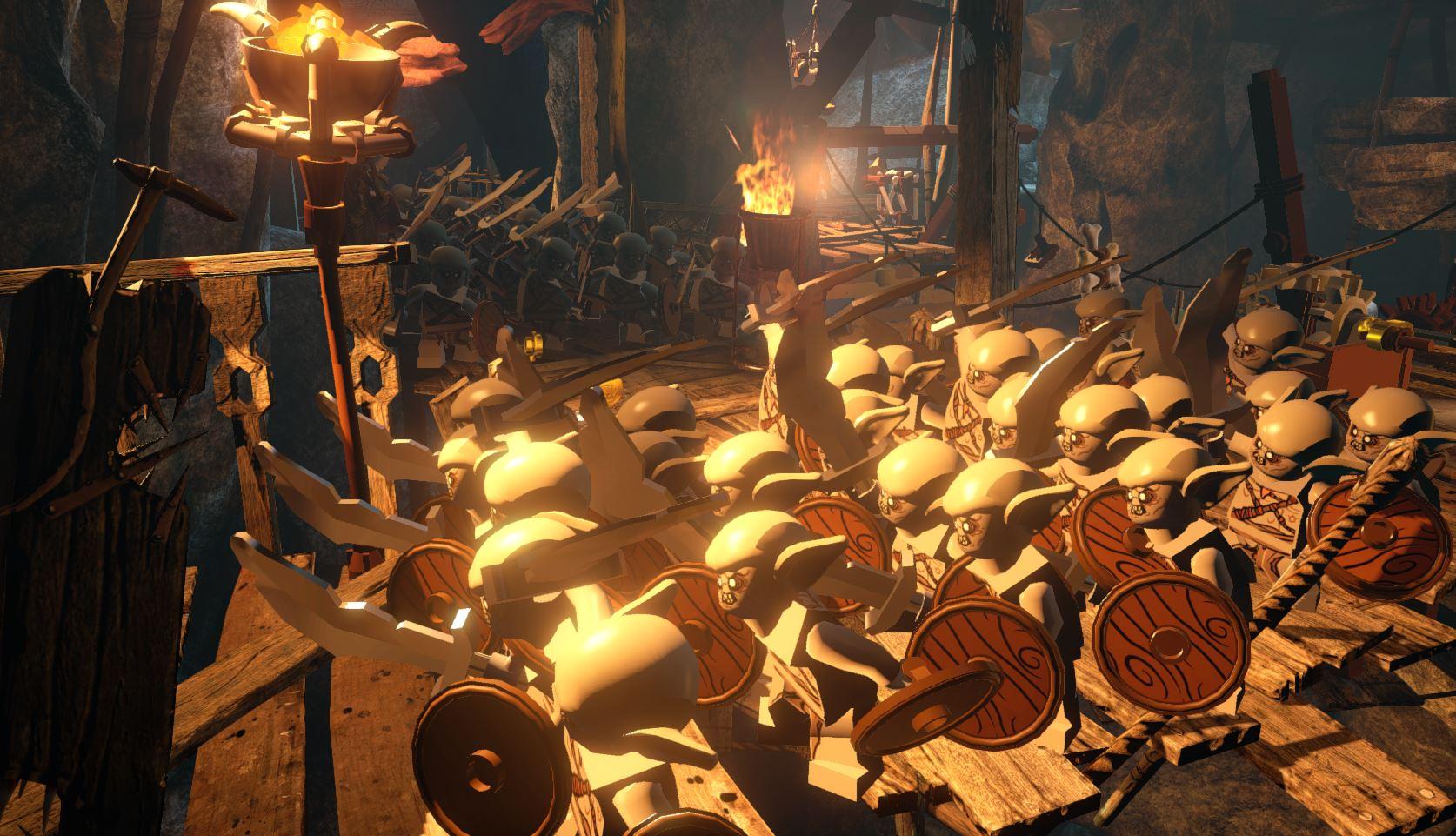 The Hobbit przedstawia podróż bohaterów książki i filmów Hobbit