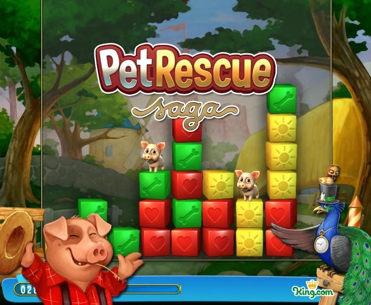 pet rescue online