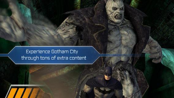 Batman Arkham City Lock Down