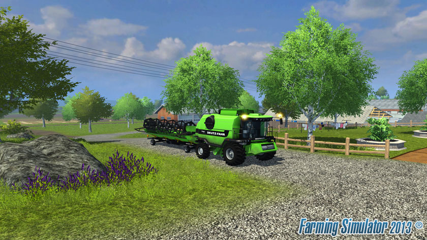 Farming Simulator 2013 Windows download (pobierz za darmo)
