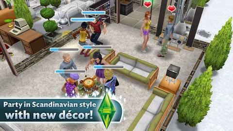 jak zdobyć Sims randki w Sims freeplay aktywna oaza randkowa