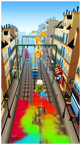 Subway Surfers Iphone download (pobierz za darmo)